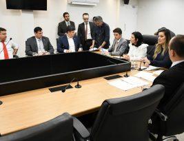 CCJ da Assembleia Legislativa aprova fusão das secretarias de Finanças e da Receita