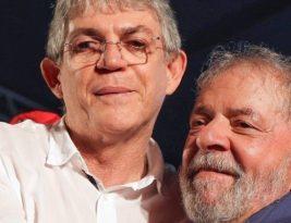 Lula se solidariza com Ricardo Coutinho e diz, em carta, que o 'Brasil precisa de mais políticos como você'