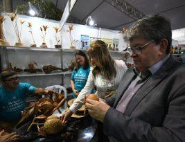 EM CAMPINA GRANDE: João Azevêdo abre 30ª edição do Salão do Artesanato da Paraíba