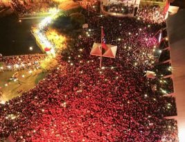 Multidão lota Praça da Estrela e ruas do Centro na maior festa de São João da história de Princesa Isabel