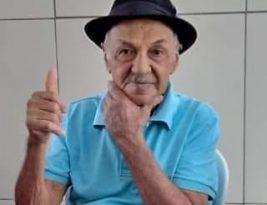 Morre Seu Neco, pai do prefeito Ricardo Pereira, de Princesa Isabel
