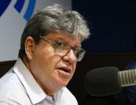 João Azevedo faz balanço dos primeiros nove meses de gestão