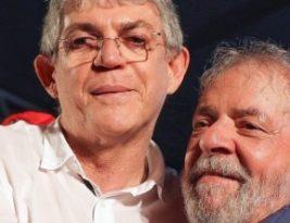"""""""Lula Livre, antes tarde que nunca"""", comemora Ricardo Coutinho após decisão do STF"""