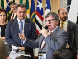 João Azevêdo fala em nome dos governadores do Brasil na XI Cúpula do Brics