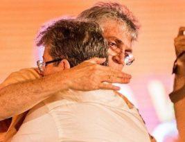 Solidariedade a Lula une Ricardo e João Azevedo