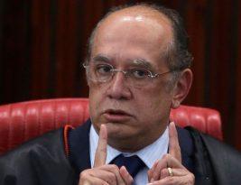 Ministro Gilmar Mendes é o relator dos processos da Operação Calvário no Supremo Tribunal Federal