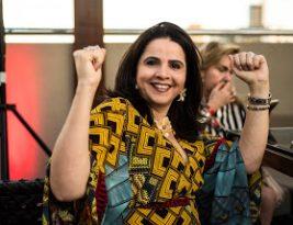 Georgiana, esposa do presidente do TCE e envolvida na Operação Calvário, é demitida do Estado