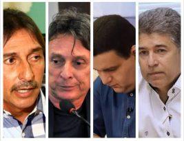 Leto, Santiago, Fabiano Gomes e mais três viram réus por compra do mandato de Luceninha em Cabedelo