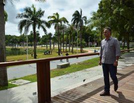 Cássio Andrade e mais cinco são denunciados pelo MPF por superfaturamento nas obras do novo muro da Lagoa