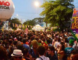 Centro Histórico da Capital fica agitado nesta terça-feira com 'Cada um com seu Caneco'