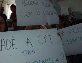 Câmara de Conde instala CPI contra Márcia Lucena; Moradores vão à Justiça para anular sessão
