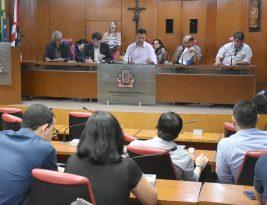 Comissão de Justiça da CMJP é favorável à concessão de reajuste aos profissionais de educação de João Pessoa