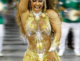 São Clemente abre última noite de desfiles no Rio de Janeiro nesta segunda-feira