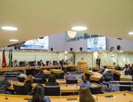 Comissão da ALPB debate internacionalização da Paraíba com Agência Brasileira de Exportações
