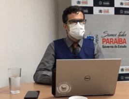Paraíba deverá atingir o pico de infecções pelo coronavírus entre os dias 20 e 30 deste mês