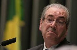 Eduardo Cunha está na UTI do Copa Star, no Rio de janeiro, para operar o 'fiofó'