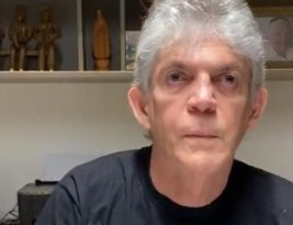Ricardo acusa Governo do Estado de usar a polícia para retirar leitos do hospital de Taperoá; Saúde emite nota de esclarecimento