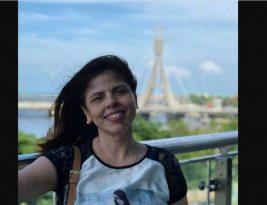Tânia Cavalcanti, irmã de Tavinho Santos, morre em João Pessoa com suspeita de coronavírus
