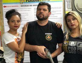 Polícia Federal bota blogueiro bolsonarista no'xilindró'; colegas fazem vaquinha virtual para sua defesa