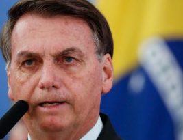 Bolsonaro diz que Judiciário tenta criar clima político para tirá-lo do cargo