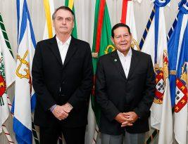 TSE decide, por unanimidade, arquivar ação que pedia a cassação de Jair Bolsonaro e Hamilton Mourão