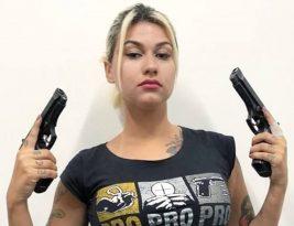 Polícia Federal bota a ativista Sara Winter no 'xilindró' em Brasília