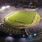 Estádio Almeidão antes da pandemia