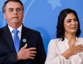 Revista Cruzoé mostra que Queiróz depositou R$ 72 mil em 21 cheques na conta de Michelle Bolsonaro