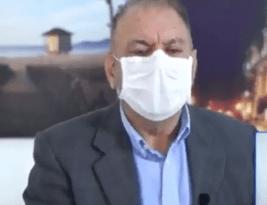 Prefeito de Itajaí-SC, que é médico, vai aplicar ozônio no furico dos pacientes para prevenir contra o coronavirus