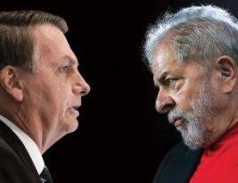 Lula é o nome mais forte para enfrentar Bolsonaro, segundo pesquisa do Poderdata
