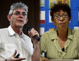 PURO SANGUE: PSB registra candidatura de Paula Frassinetti como vice de Ricardo Coutinho em João Pessoa