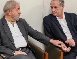 """Rompidos há mais de um ano, Lula e Ciro fazem as pazes e se tornam amigos """"desde criancinhas"""""""