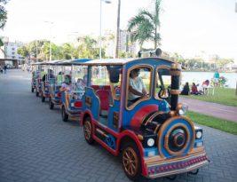 População retoma atividades de esporte e lazer nós parques do Centro de João Pessoa