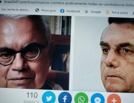Dono do Voz Populi afirma que candidaturas apoiadas por Bolsonaro estão derretendo