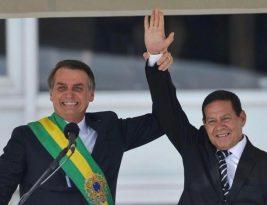 Ação que pede cassação da chapa Bolsonaro/Mourão é liberada para julgamento no TSE