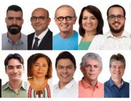 Agenda desta quarta-feira dos candidatos a prefeito de João Pessoa