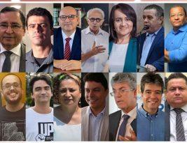 Agenda desta quinta-feira dos candidatos a prefeito de João Pessoa