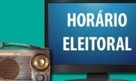 Propaganda eleitoral no rádio e na televisão termina nesta sexta-feira