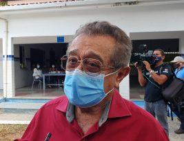 CORONAVIRUS: José Maranhão volta a ter febre e família já analisa a possibilidade de transferência para o Sítio Libanês em São Paulo