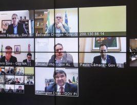 Governadores pedem a Bolsonaro restabelecimento do diálogo diplomático com China e Índia