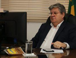 João Azevedo comemora autorização da Índia para exportação de vacinas contra a covid-19