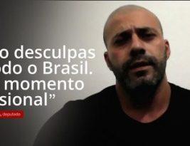 """Câmara Federal decide manter Daniel Silveira, o """"Bombado"""", na cadeia"""