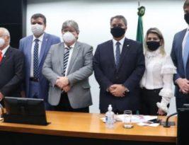 Bancada Federal tem reunião positiva e garante mais de R$ 240 milhões em emendas para a Paraíba no orçamento da União