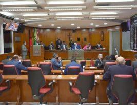 """Propostas do """"Câmara Itinerante"""" são apresentadas em plenário na primeira sessão da CMJP"""