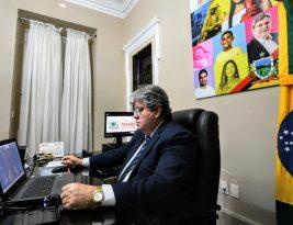 Governadores pedem ajuda humanitária à ONU para enfrentamento à covid-19 no Brasil