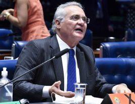 A PLEBE IGNARA PIRA: Renan Calheiros será o relator da CPI da Covid-19