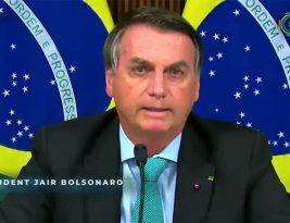 CÚPULA MUNDIAL: Números mostram que Bolsonaro sabotou órgãos ambientais e mentiu na Conferência do Clima