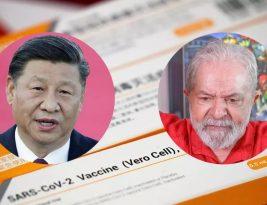 """China anuncia apoio à quebra de patentes de vacinas e Lula elogia Xi Jinping: """"gesto histórico"""""""