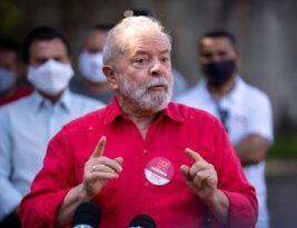 A DIREITA POBRE PIRA: Lula confirma a jornal francês que será candidato a presidente do Brasil em 2022