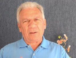 José Aldemir tem 40% dos pulmões comprometidos e é internado em hospital de João Pessoa para tratar da covid-19